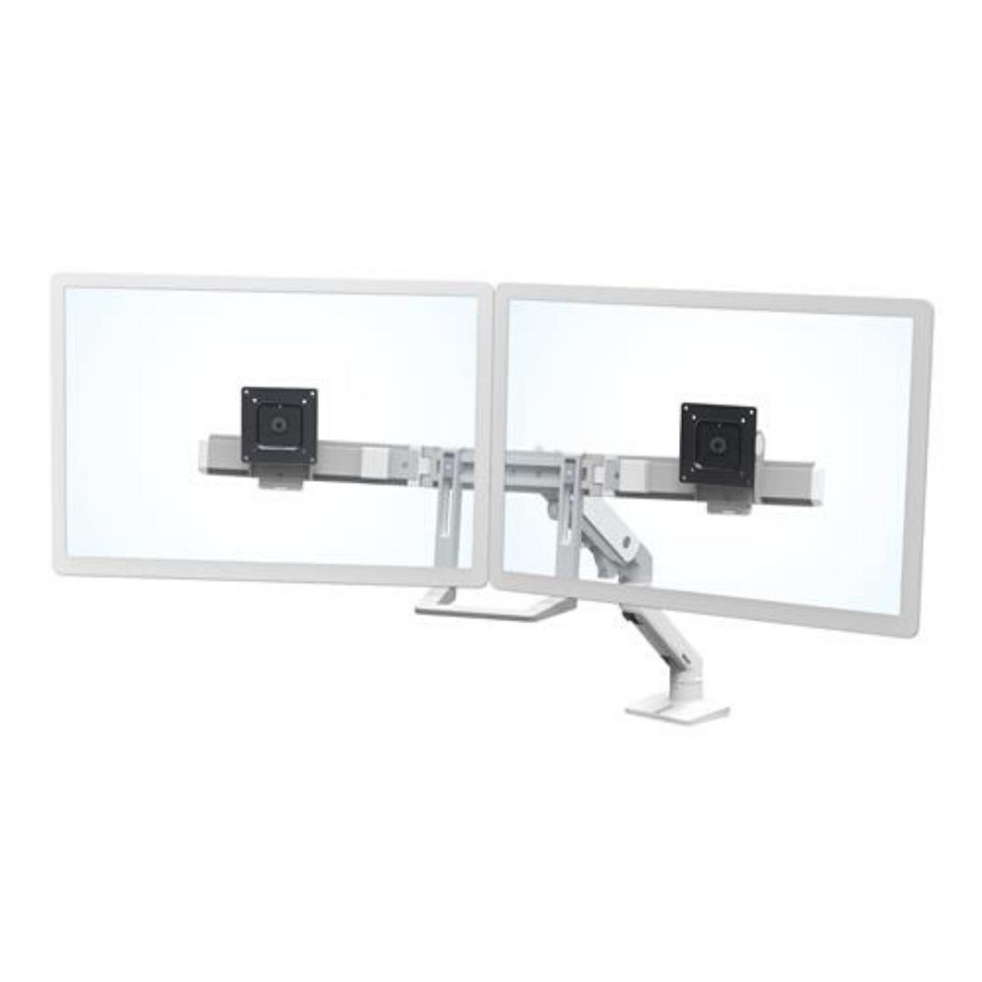 Ergotron HX Dual Desk Mount