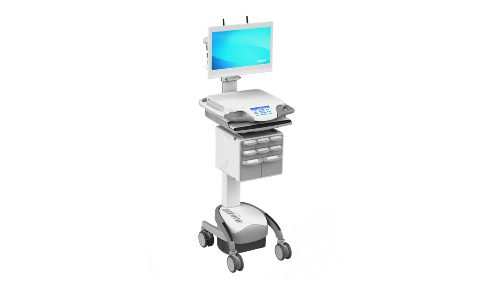 Buy Medical LCD Cart Australia