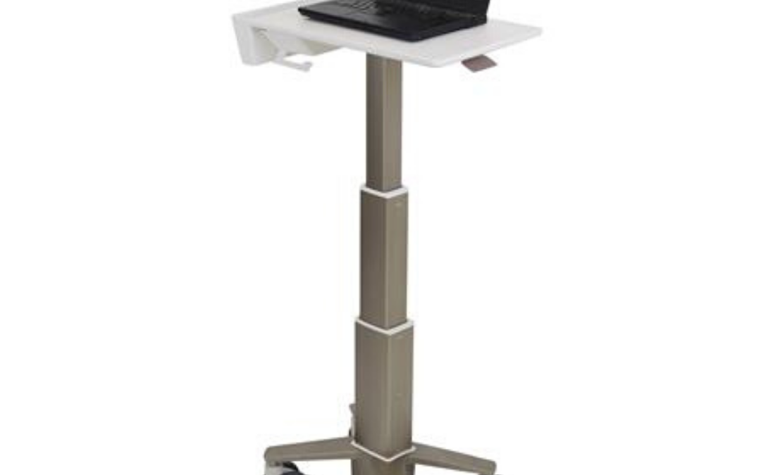 C50 CareFit Laptop Cart