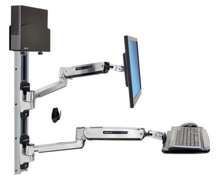 LX Articulated Workstation