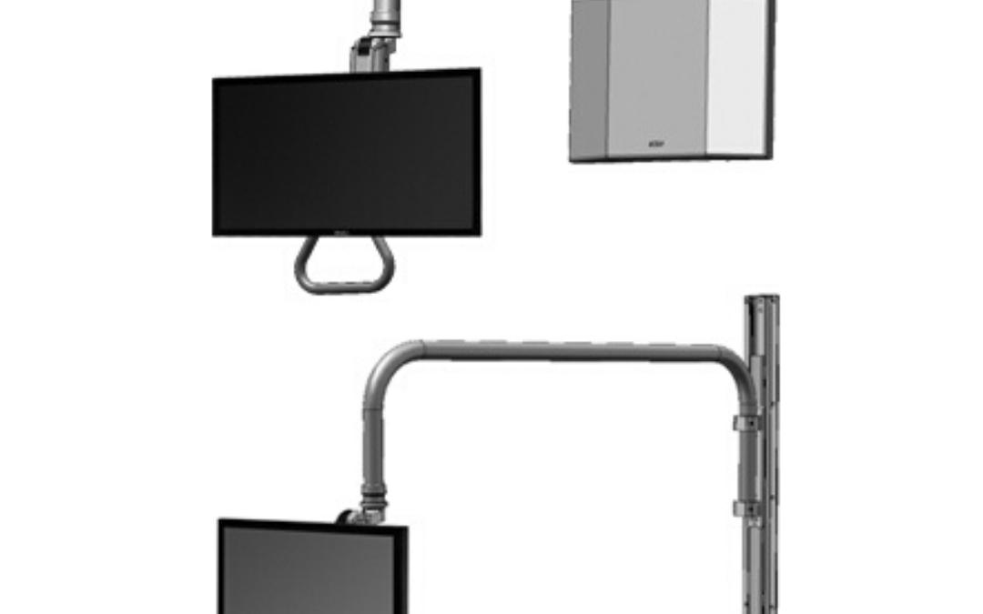 Overhead Arm Monitor Mount