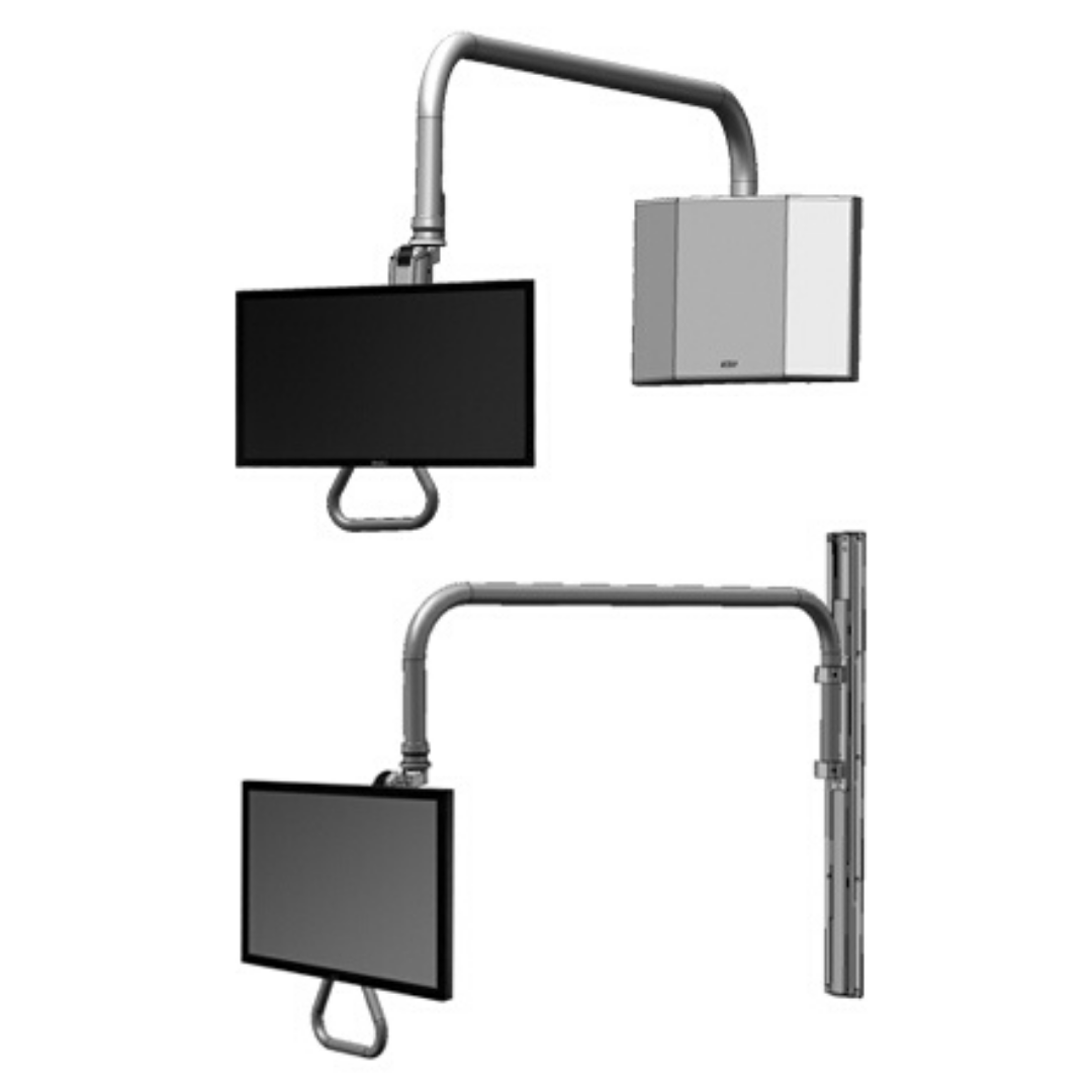 Overhead Arm Monitor Mount