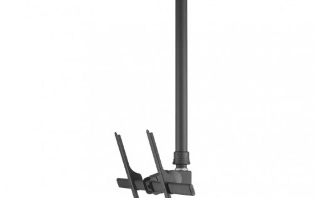Telehook Large Ceiling Mount  30-70″ Screens up to 65kg