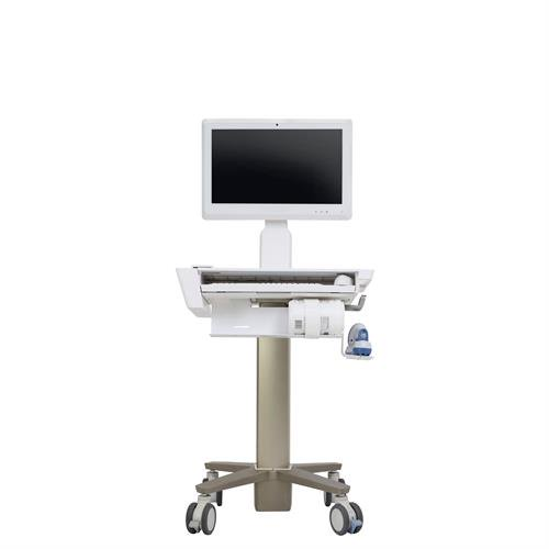 Ergotron CareFit Slim LCD Cart C50-2500-0 Supplier