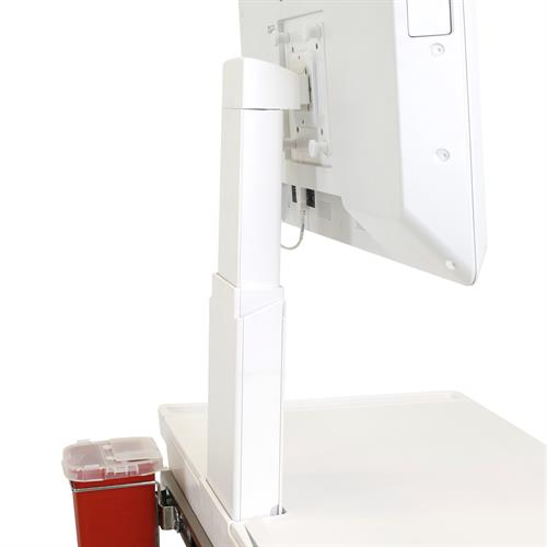 Ergotron CareFit Slim LCD Cart C50-2500-0 Supplier
