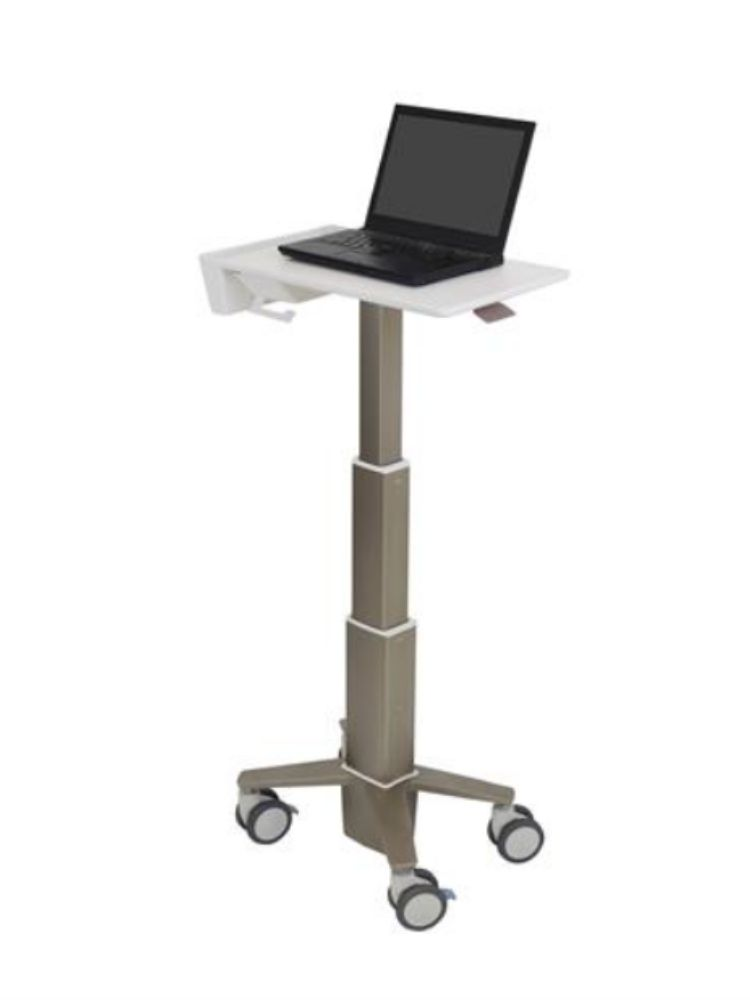 Ergonomic Medical Cart, Mobile Medical Cart, Carefit Laptop Cart