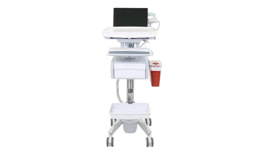 Ergotron Medical Cart, Vaccination Cart
