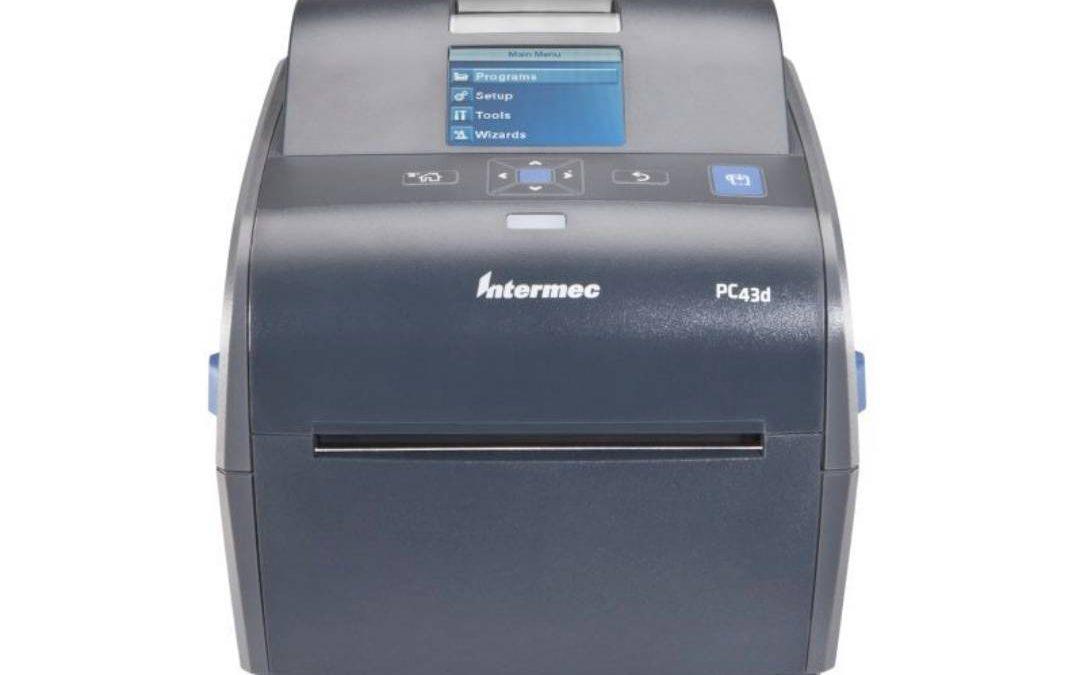 Honeywell PC43D Healthcare Printer